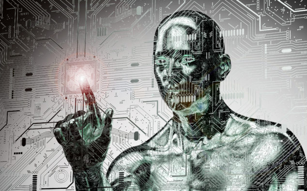 The robots are coming – better get used to it