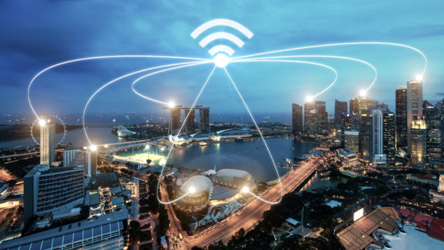 Data demands and constant connections – what's making the enterprise Wi-Fi market tick?